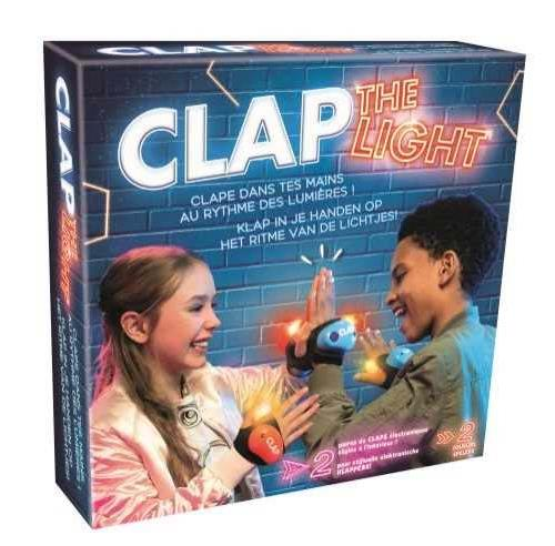 Clap the light TF1 Games