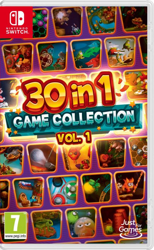 30 in 1 Game Collection Vol. 1 Nintendo Switch