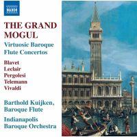 The Grand Mogul Concertos pour flûte