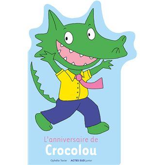 CrocolouL'anniversaire de crocolou