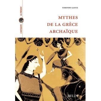 Mythes de la Grèce archaïque