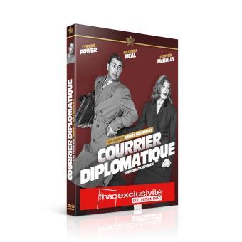 Courrier diplomatique Exclusivité Fnac DVD