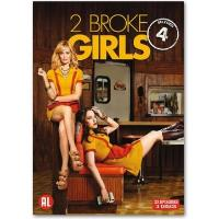 2 Broke Girls Season 4 DVD-Box