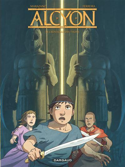 Alcyon - Le Crépuscule des tyrans