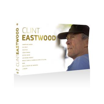 Coffret Eastwood 10 films DVD