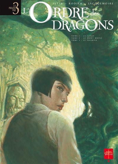 Ordre des dragons PP3 (T01 à T03)