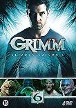 Grimm Saison 6 DVD (DVD)