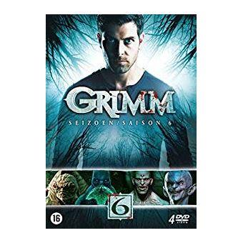 GrimmGrimm Saison 6 DVD