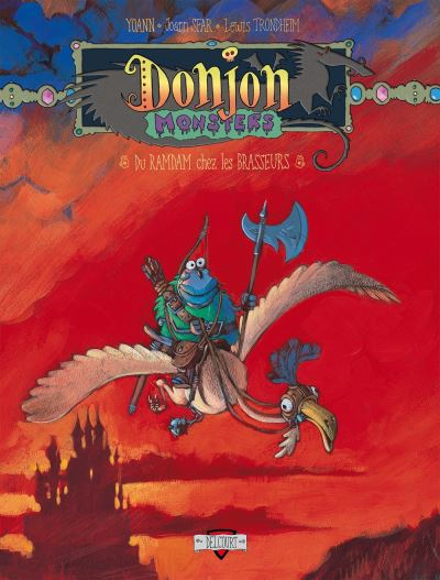 Donjon Monsters