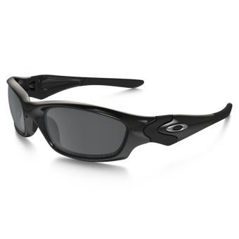 d4e4cd5a2b56d Lunettes de soleil Oakley Straight Jacket Noire - Lunettes ...