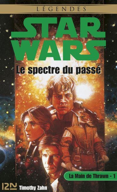 Star Wars - La Main de Thrawn, tome 1 - Le spectre du passé - 9782823854923 - 9,99 €