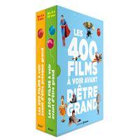 Coffret 400 films à voir avant d'être grand