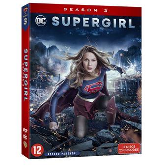 SupergirlSupergirl Saison 3 DVD