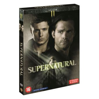 SupernaturalSupernatural Saison 11 DVD
