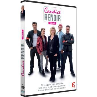 Candice RenoirCandice Renoir Saison 4 DVD