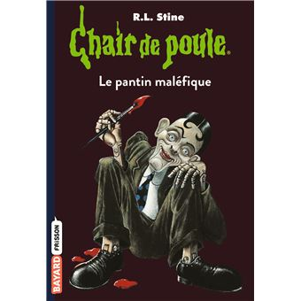 Image result for chair de poule livres