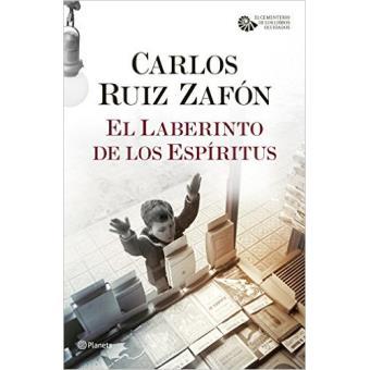 Het Labyrint Der Geesten Cartonné Carlos Ruiz Zafón Livre Tous