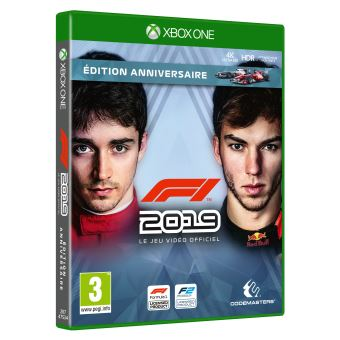 F1 2019 Edition Anniversaire Xbox One