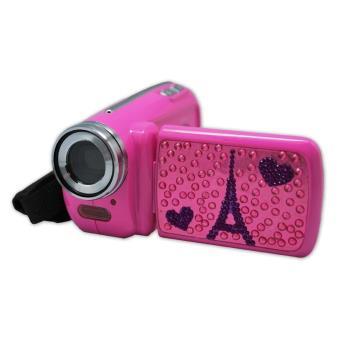 Caméra vidéo numérique Teknofun Strass Paris 5 MP