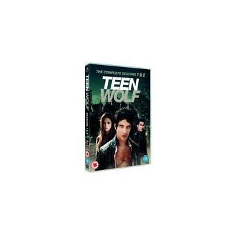 TEEN WOLF (SEASON 1&2) (DVD) (IMP)
