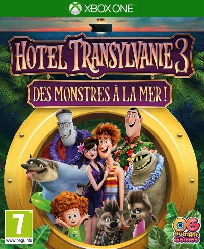 Hotel Transylvanie 3 Des Monstres à la Mer ! Xbox One