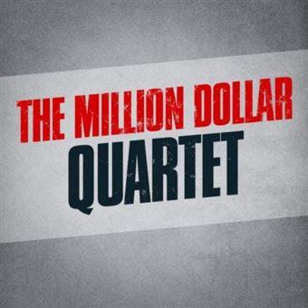 THE MILLION DOLLAR QUARTET