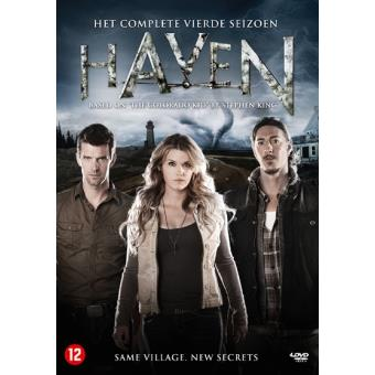 Haven 4 - Complet Serie - 4 Dvd - Nl