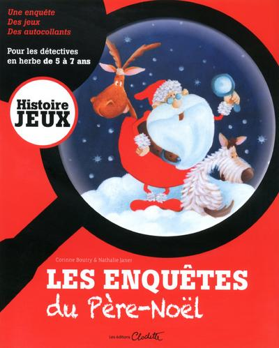 Les enquêtes du Père-Noël