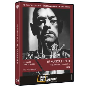 Le masque d'or DVD