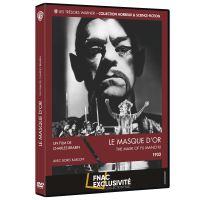 Le masque d'or DVD