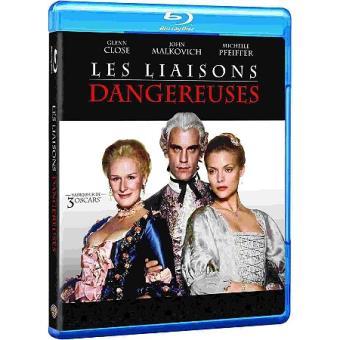 Les liaisons dangereuses Blu-ray