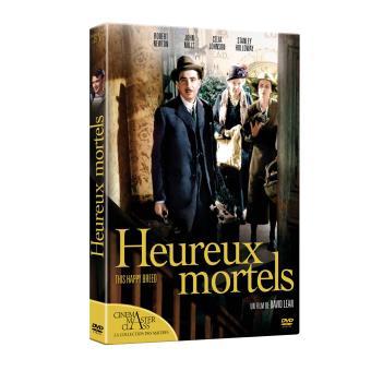 Heureux mortels DVD