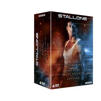 Coffret Sylvester Stallone DVD