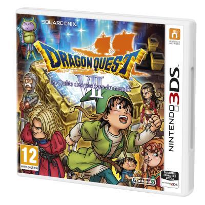 Dragon Quest VII : La Quête des Vestiges du Monde 3DS