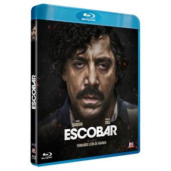 Escobar Blu-ray