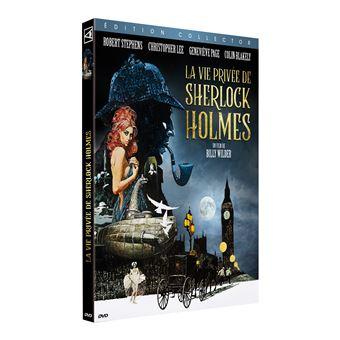 Sherlock HolmesLa vie privée de Sherlock Holmes DVD