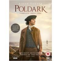 Poldark Season 2 - 3 DVD - NL
