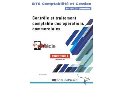 Contrôle et traitement comptable des opérations commerciales, BTS GC 1ère et 2ème années