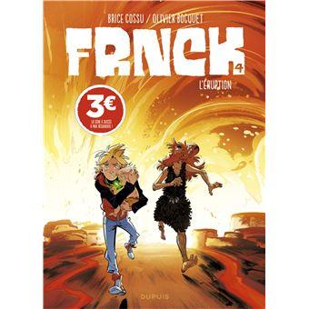 FrnckFRNCK - L'éruption (Prix réduit)