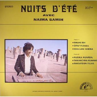 Nuits D Ete Avec Naima Samih - LP