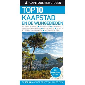 Kaapstad en de wijngebieden Capitool top 10