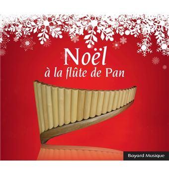 PAN FLUTE CHRISTMAS - CHRISTIAN MEL