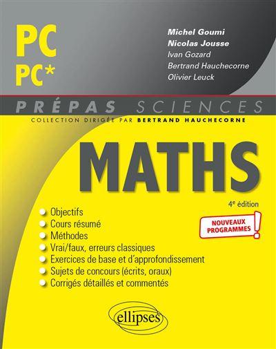 Mathématiques PC/PC