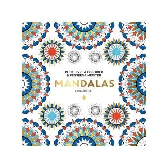 Le Petit Livre Du Coloriage Mandala Broche Collectif Achat
