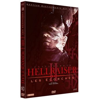 HellraiserHellraiser II : Les écorchés DVD