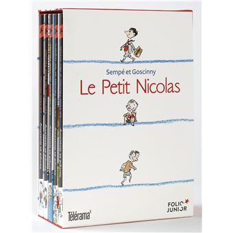 Le Petit NicolasCOFFRET PETIT NICOLAS