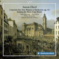 Concertos pour 2 pianos/sonates pour piano a 4 mains