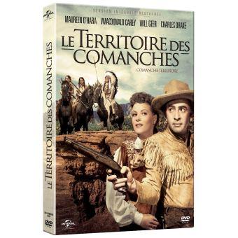 Sur le térritoire des Comanches DVD