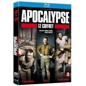 ApocalypseB-APOCALYPSE-14-18-HITLER 39-45-5 DISC-VF