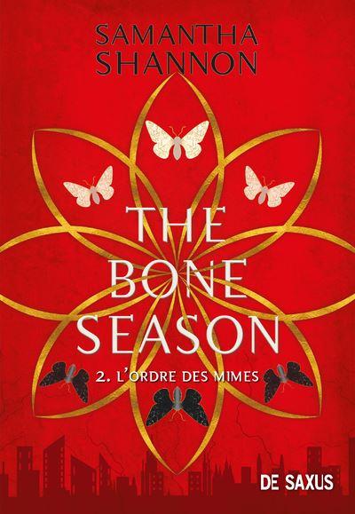 The Bone Season T02 - L'Ordre des Mimes Tome 02 - Dernier livre de Samantha  Shannon - Précommande & date de sortie   fnac
